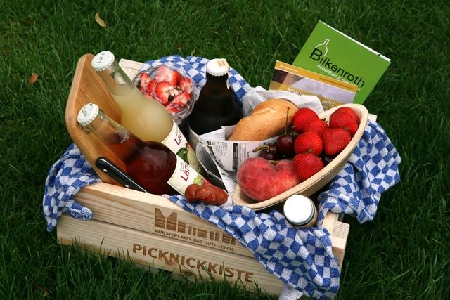 Picknickkiste - Foto: Stadtagentur