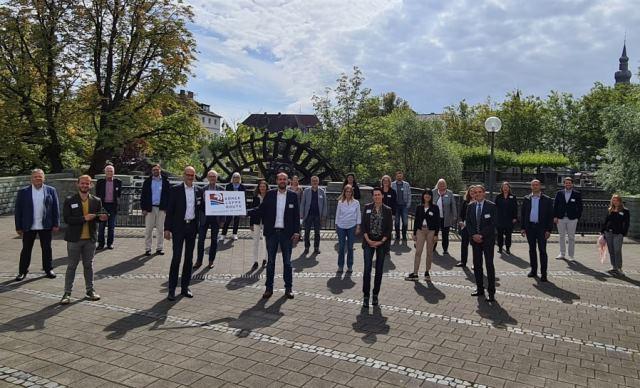 Die Teilnehmer des Treffens in Lippstadt.