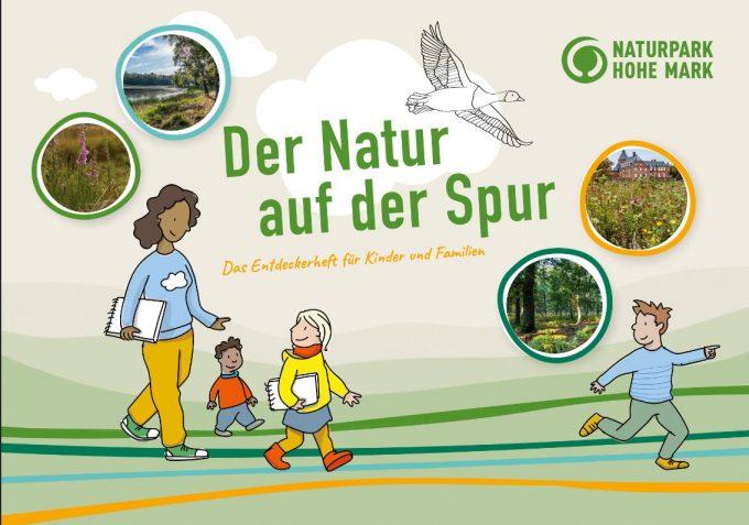 Titelbild des Entdeckerheftes-Foto Naturpark