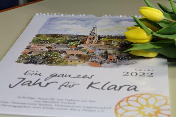 Der Kalender mit Motiven aus Haltern am See