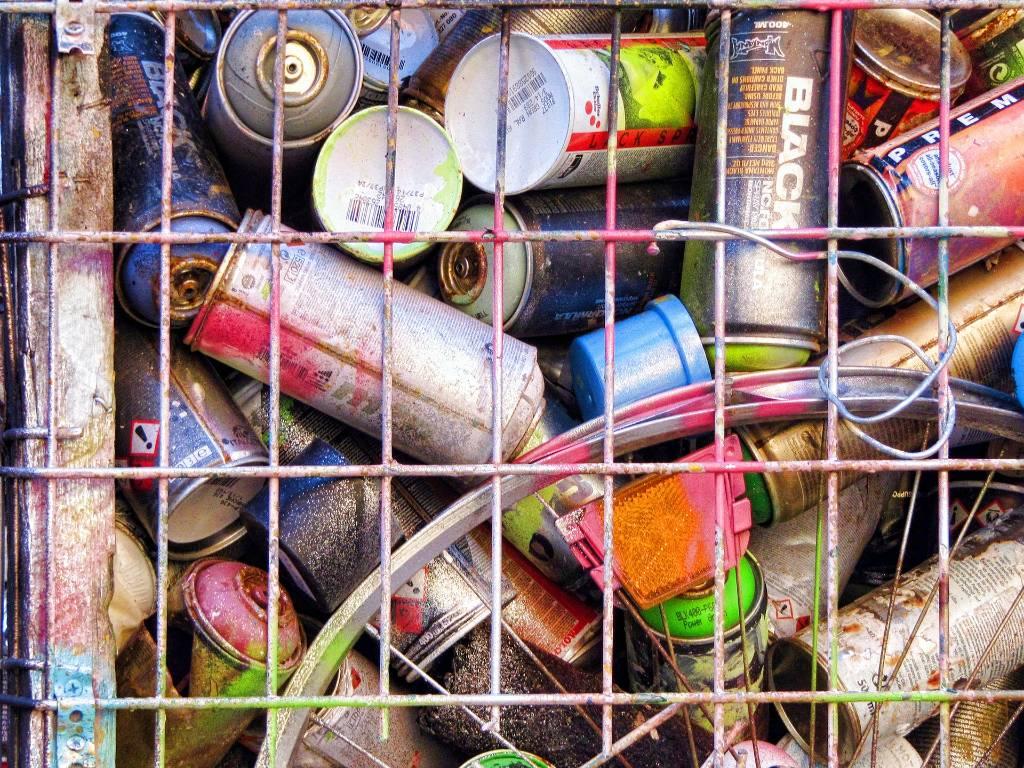 Graffitidosen