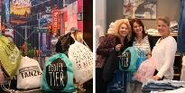 Shopping-Mädels und Einkaufstüten - Foto L. Buscher