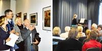 Bildkollage von Veranstaltungen der Stadtagentur