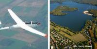 Bild von und aus Flugzeugen Foto Blossey u.a.