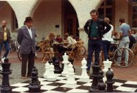 Das Schachspielen in Haltern