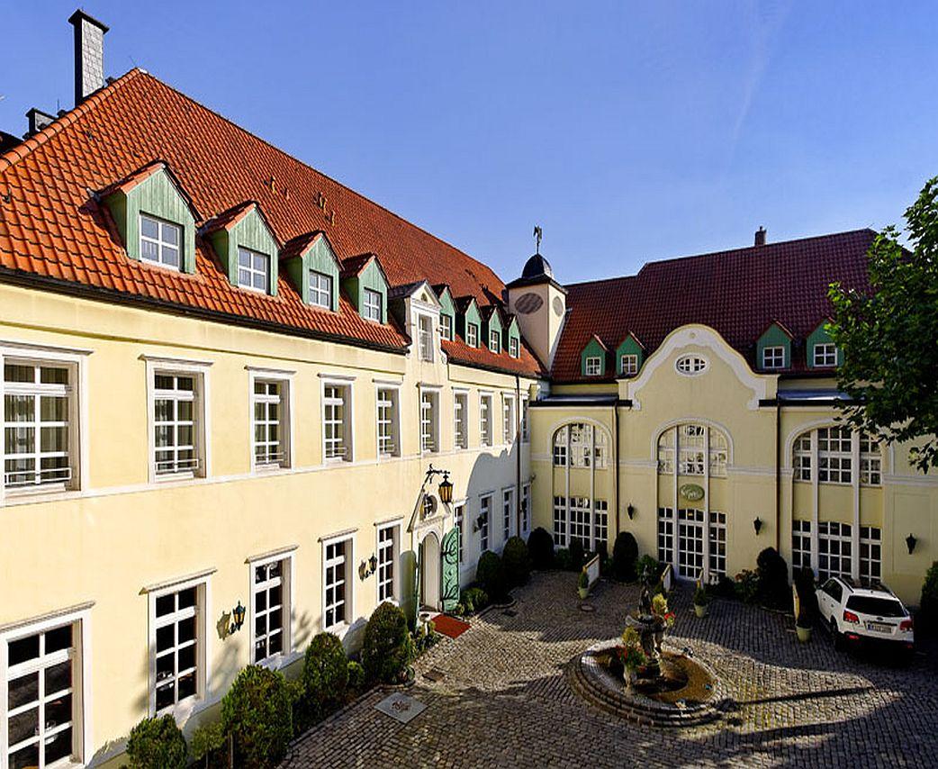 Best Western Parkhotel Engelsburg