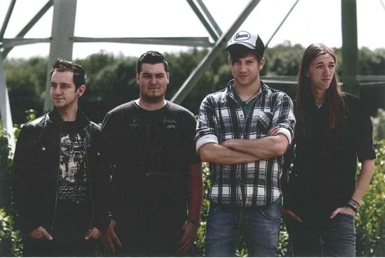 Die Sieger-Band von 2012, Skittle Alley.