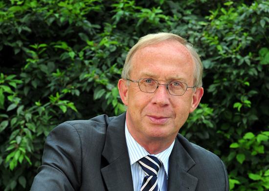 Bürgermeister Wolfgang Pantförder