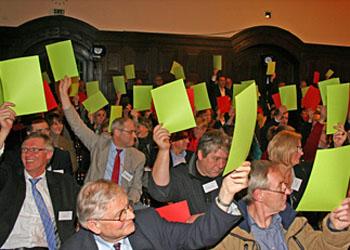 Erste Altstadtkonferenz