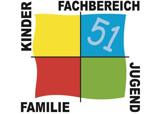 Logo Fachbereich Kinder Jugend und Familie