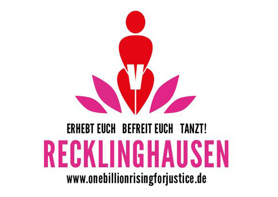 Logo One billion Rising Day