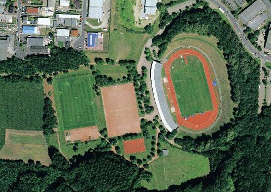 Abbildung Stadion Hohenhorst