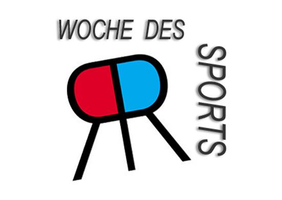"Logo ""Woche des Sports"""