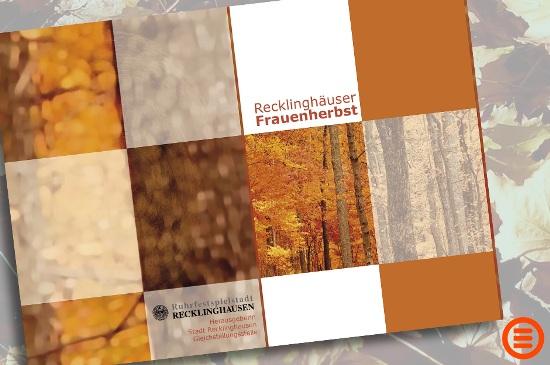 Abbildung Veranstaltungskalender Recklinghäuser Frauenherbst