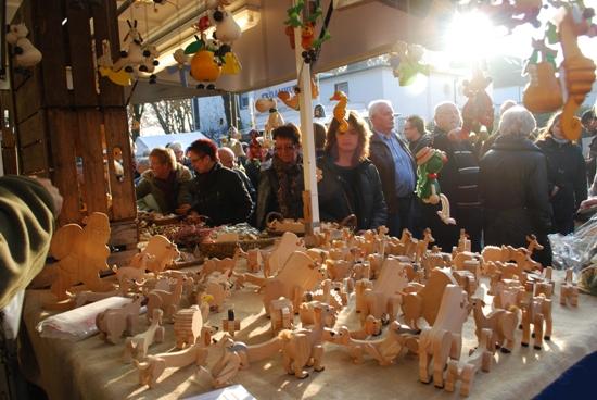 Impression vom Martinimarkt - Quelle: Veranstaltungsagentur Prinz