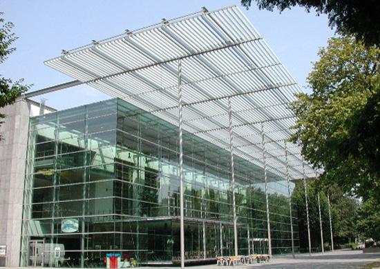 Ruhrfestspielhaus Außenansicht