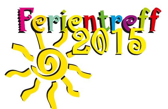 Logo Ferientreff 2015