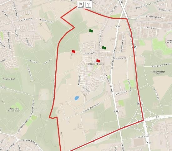 Screenshot Wikimap Stuckenbusch