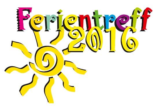 Logo Ferientreff 2016