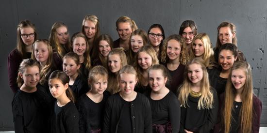 Roden Girl Choristers