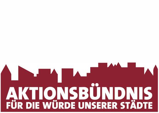 Aktionsbündnis Für die Würde unserer Städte