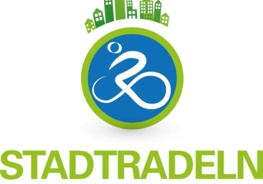 Logo zum Wettbewerb Stadtradeln