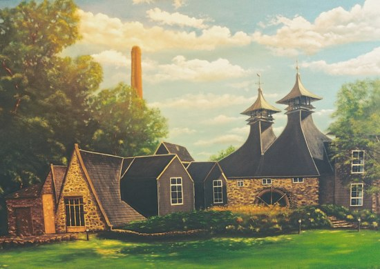 Bild aus dem Projekt Whisky und Art