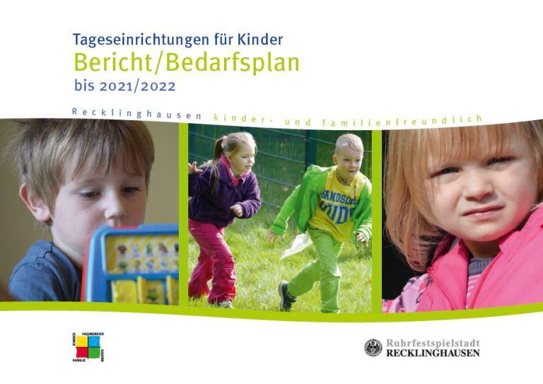 Bedarfsplan zu Tageseinrichtungen für Kinder
