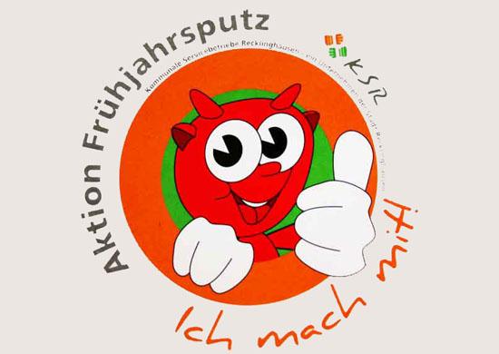 Logo Frühjahrsputz