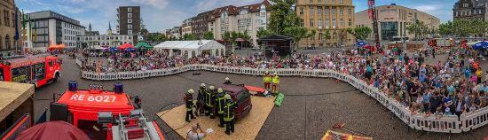 Pressefoto Feuerwehr Recklinghausen