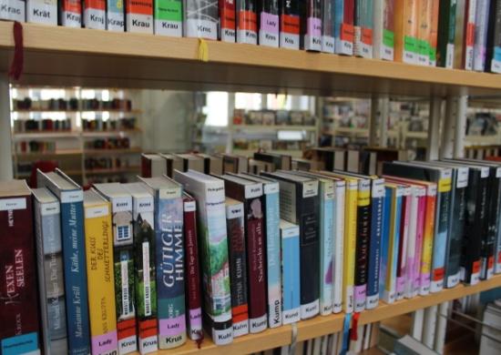 Bücher Stadtbücherei