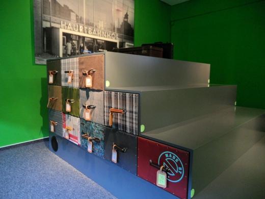 Die Retro Station im Institut für Stadtgeschichte