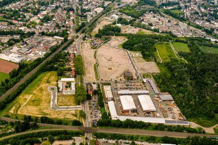 Luftbild Blumenthal 2019