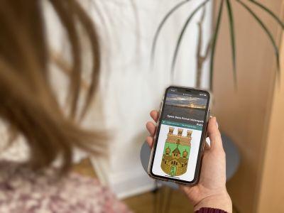 Pressefoto: Mit dem Open Data Portal Metropole Ruhr können BürgerInnen auch mobil und von unterwegs auf kommunale Daten aus der Stadt Recklinghausen zugreifen. Foto: Stadt RE.