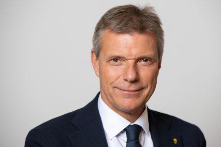 Buergermeister Christoph Tesche