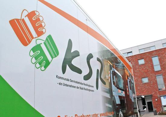 KSR Logo