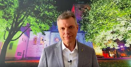 Videobotschaft von Bürgermeister Christoph Tesche