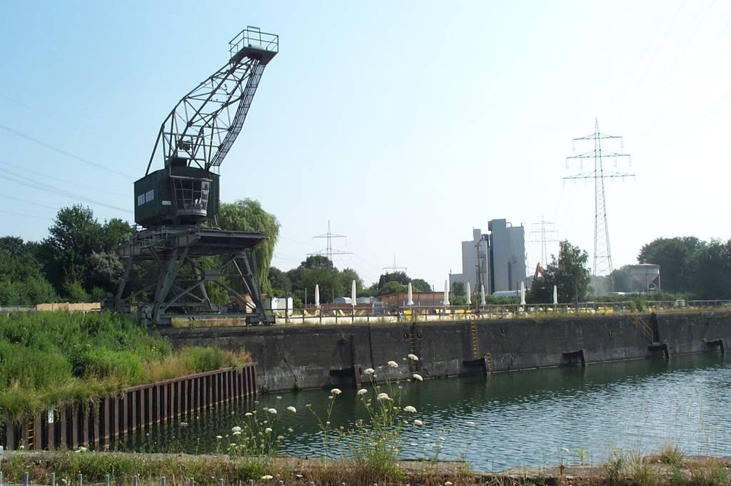 Der Stadthafen ist ab sofort für Besucher/innen gesperrt.