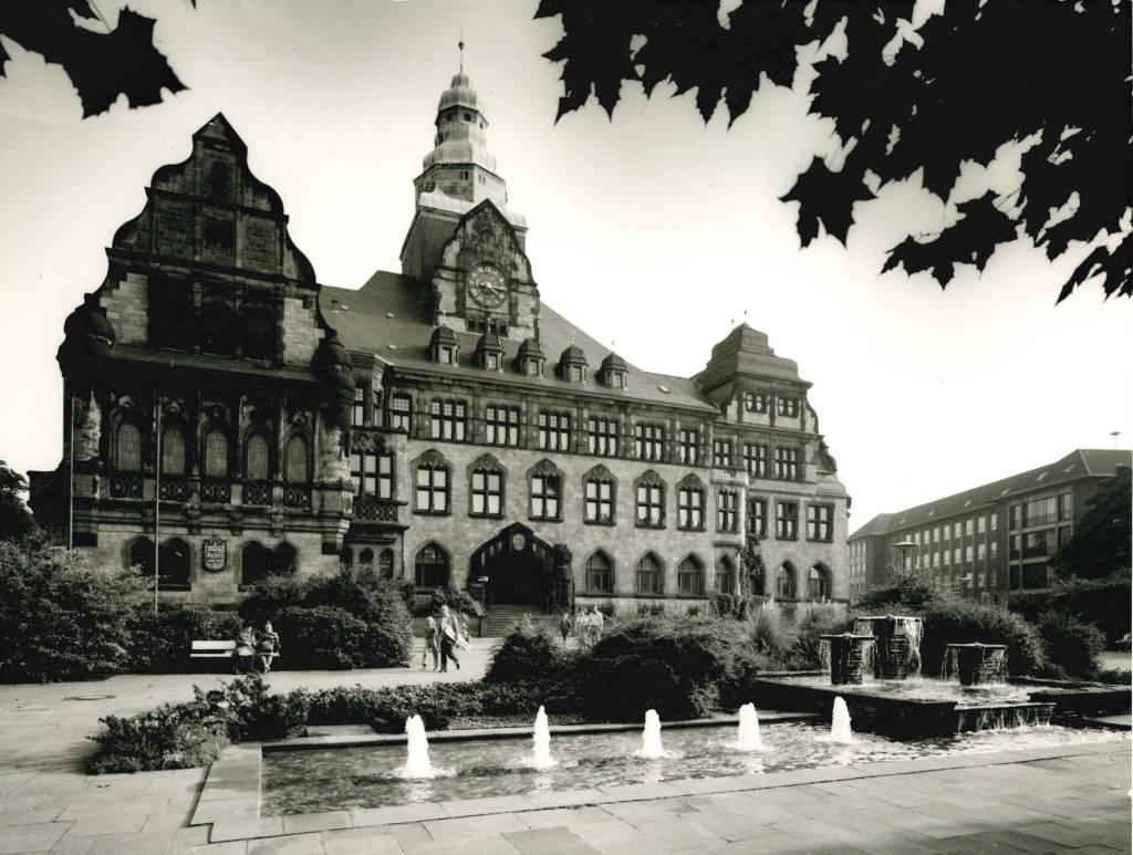 Rathaus 1970