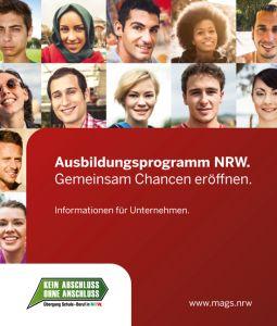Titelbild Ausbildungsprogramm