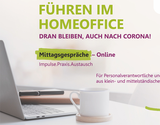 Titelblatt Homeoffice competentia