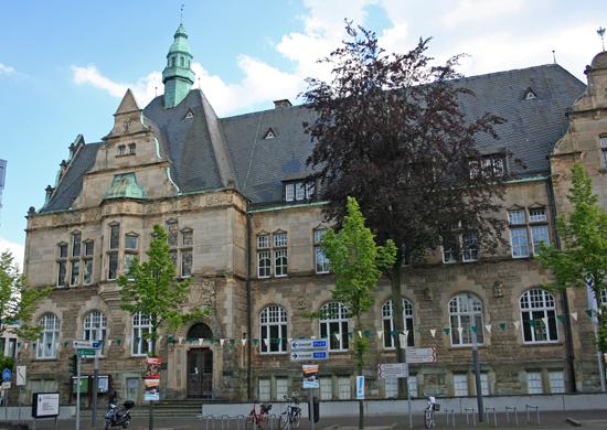 Willy-Brandt-Haus
