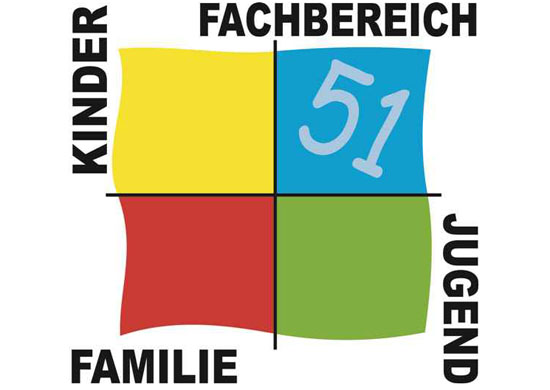 Logo Fachbereich Kinder, Jugend und Familie