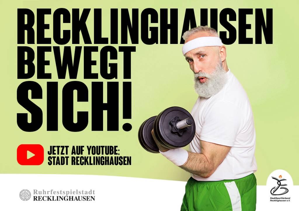 Recklinghausen bewegt sich