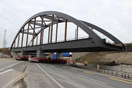 Quelle: Autobahn GmbH - A43 Herne DB Brücke