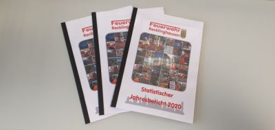 Pressefoto: Die Feuerwehr Recklinghausen hat im Ausschuss für Ordnung, Feuerwehr und Katastrophenschutz den aktuellen Statistischen Jahresbericht vorgestellt. Foto: Stadt RE