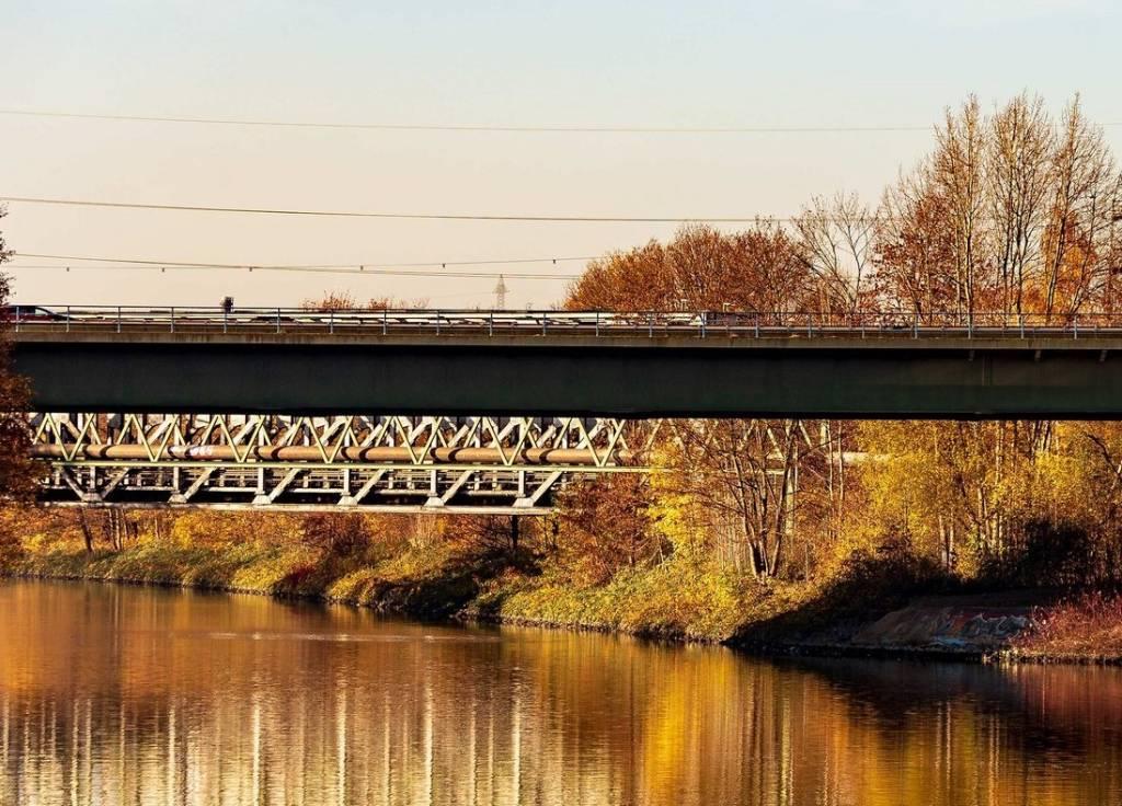 A43: Keine LKW mehr - Brücke über den Rhein-Herne-Kanal bekommt Schranke