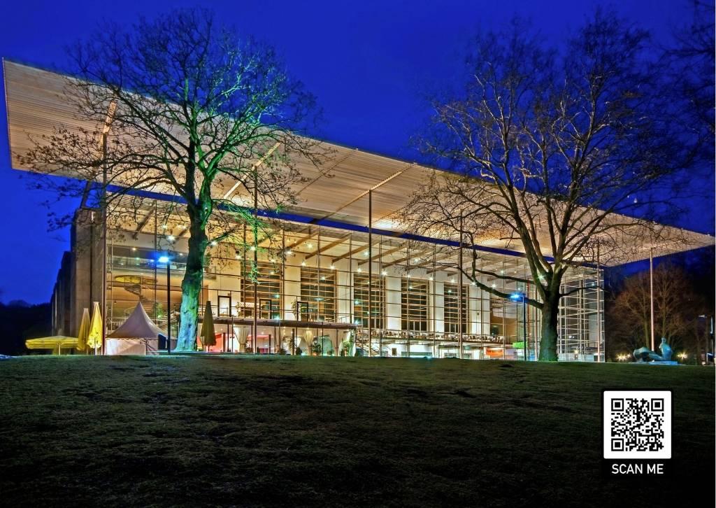 Das Ruhrfestspielhaus Recklinghausen hat definitiv WOW-Charakter. Jetzt abstimmen und zum Städte-WOW-Projekt wählen! Foto: Martin Lindberg