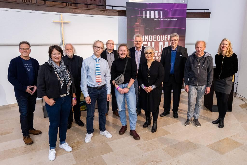 Das 12. Kirchliche Filmfestival ist in Marl mit gestartet