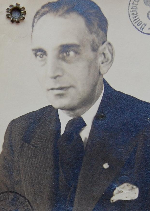 Alfred Friedenberg (Foto: Archiv Georg Möllers)